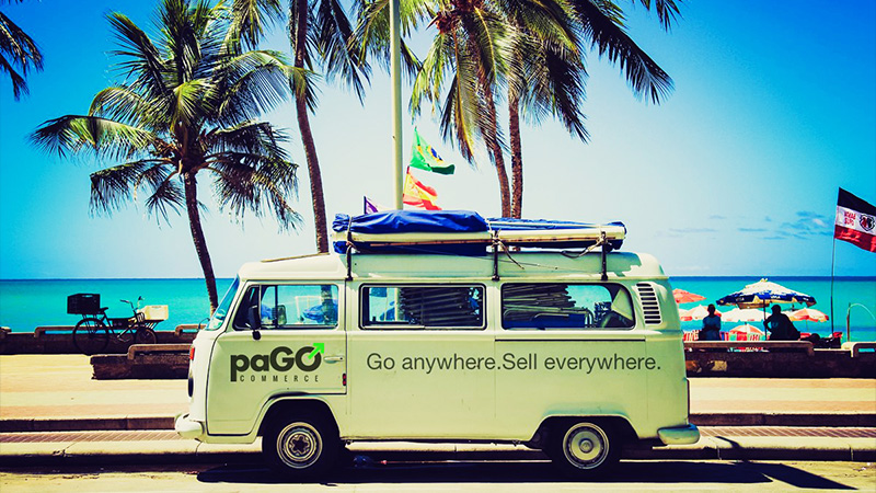 paGO Commerce promotion